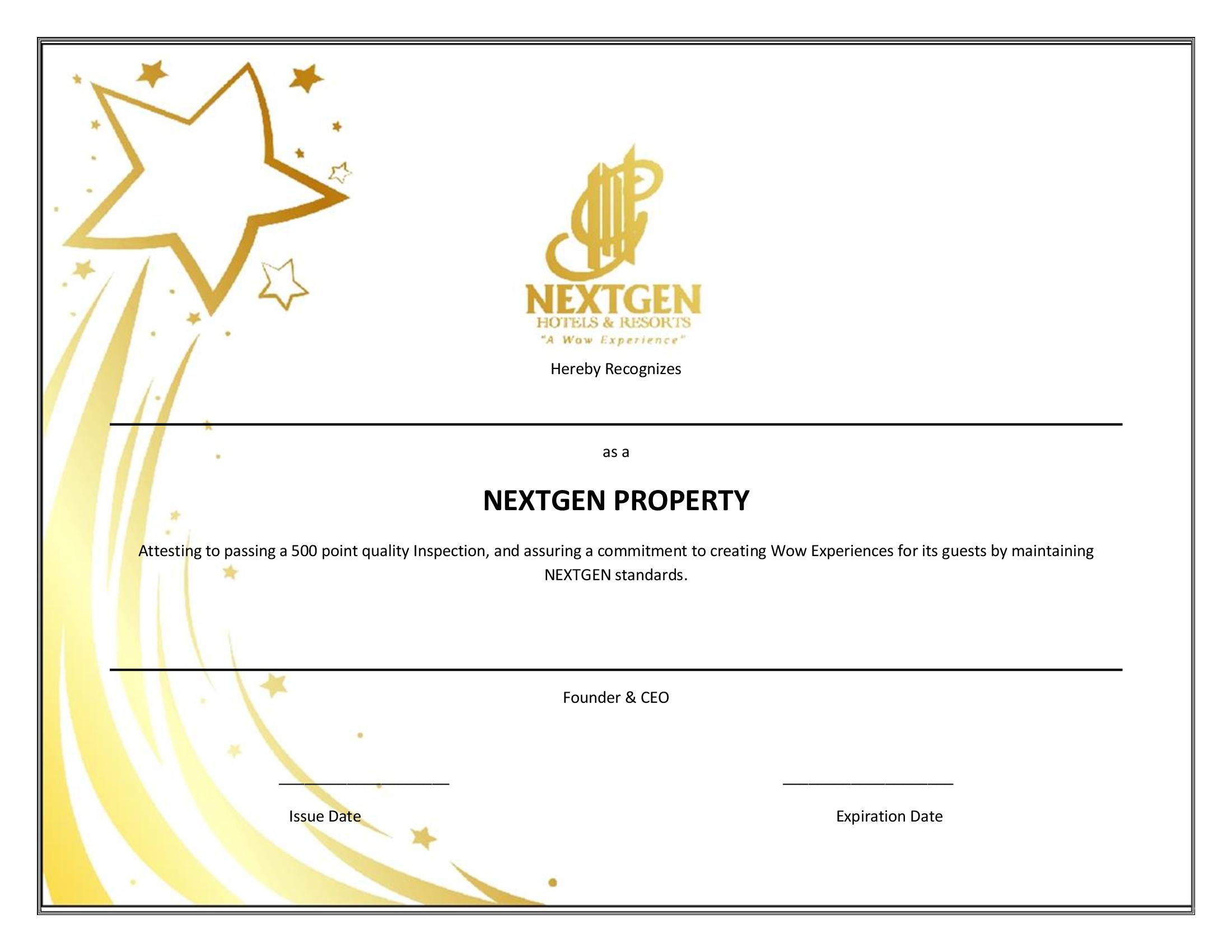 Get Nextgen Certified Partner With Us